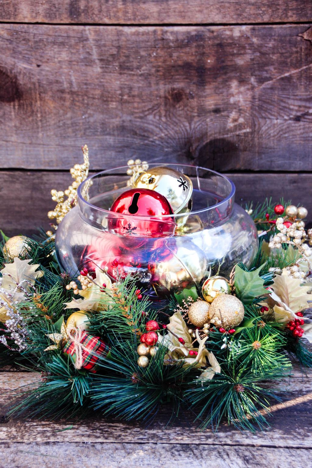 Christmas Table Setting And Centerpiece Ideas