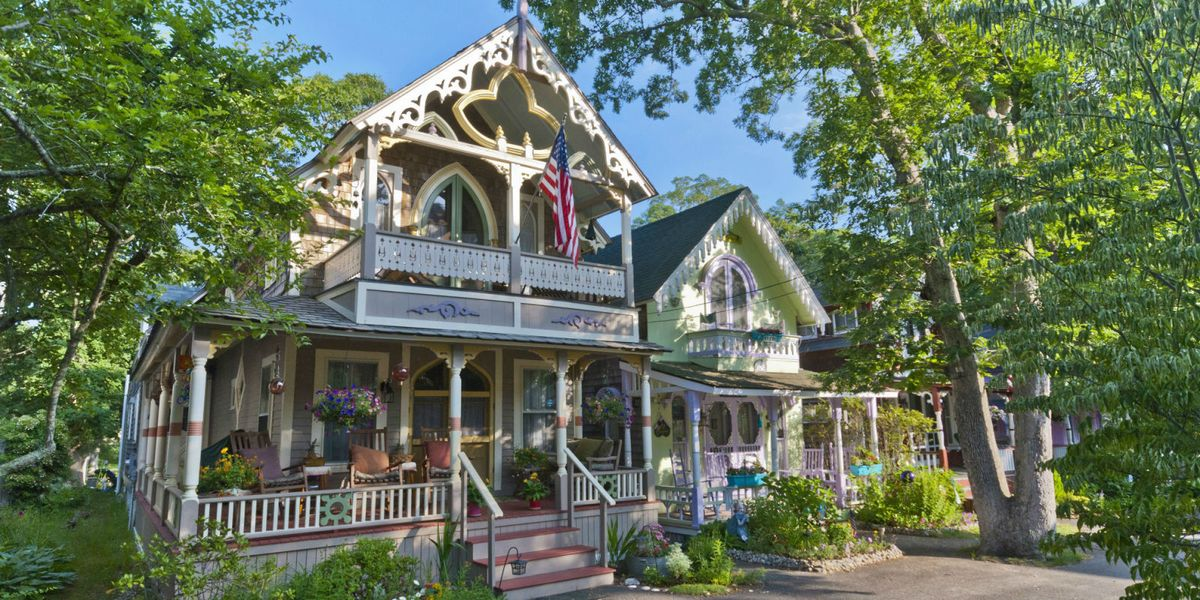Small House Decorating Cottages Curb Appeal
