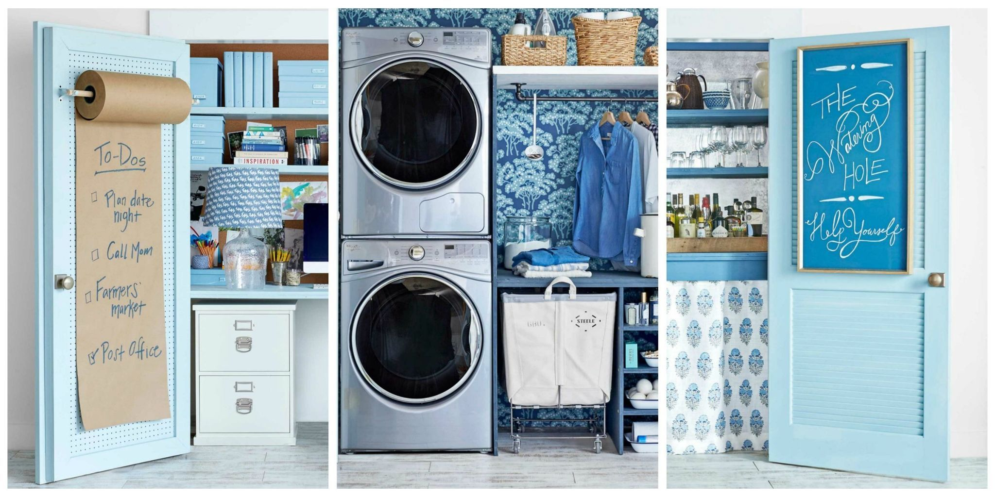 Introducing A Miscellany Of Tips, Tricks, And Good Olu0027 Rules Of Thumb For  Making Your Homeu0027s Smallest Spacesu2014from The Laundry Room To The Home  Officeu2014work A ...