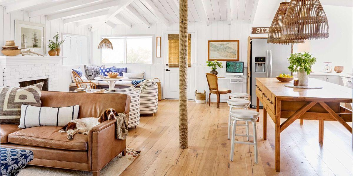 California ranch home decorating ideas jennifer maxcy - Ranch house living room decorating ideas ...