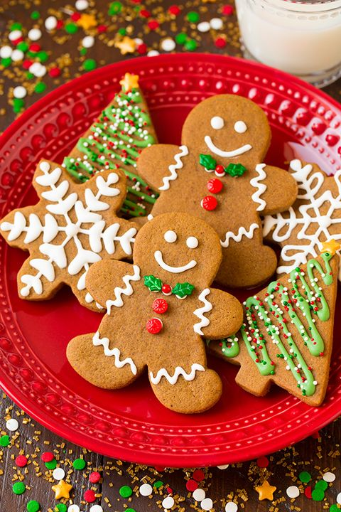 35 Best Gingerbread Cookies How To Make Gingerbread Cookies For