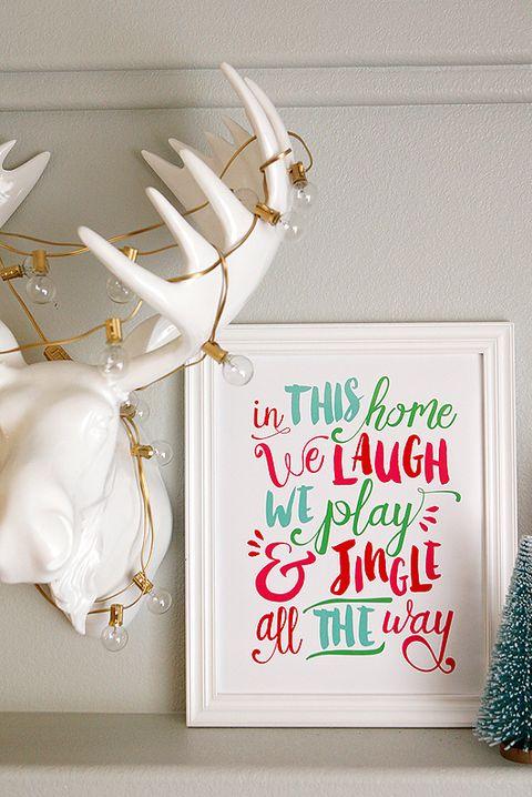 29 Free Christmas Printables Christmas Cards And Gift Tags To Print