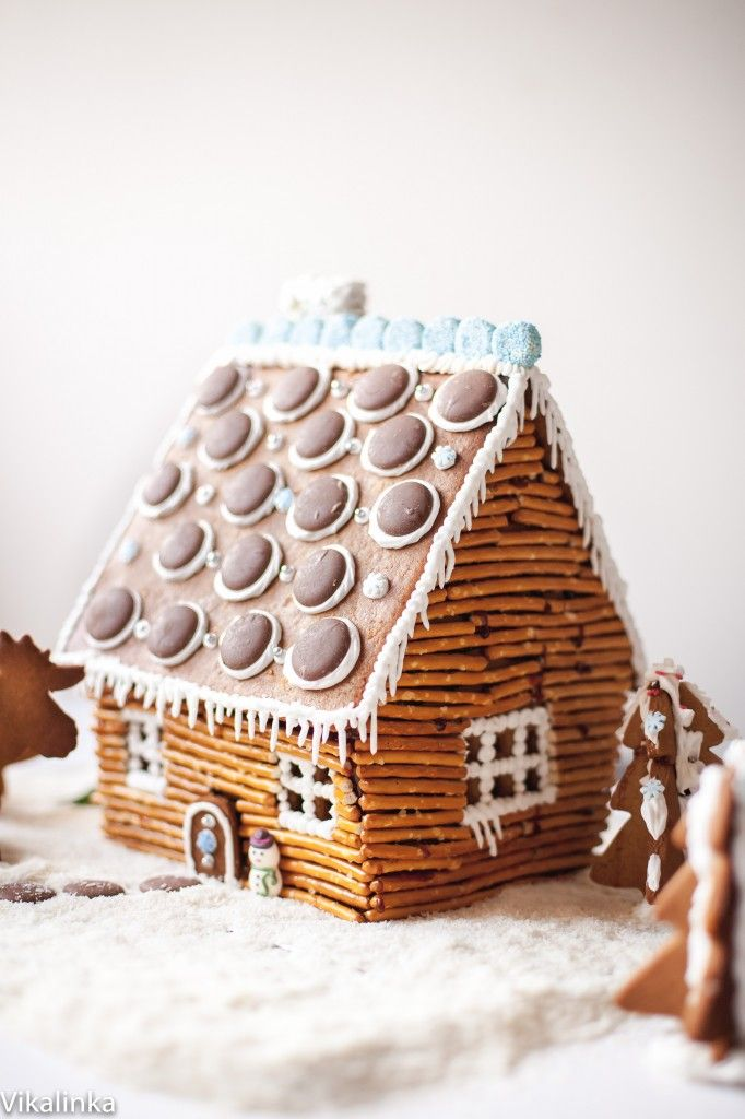 32 Cute Gingerbread House Ideas Pictures
