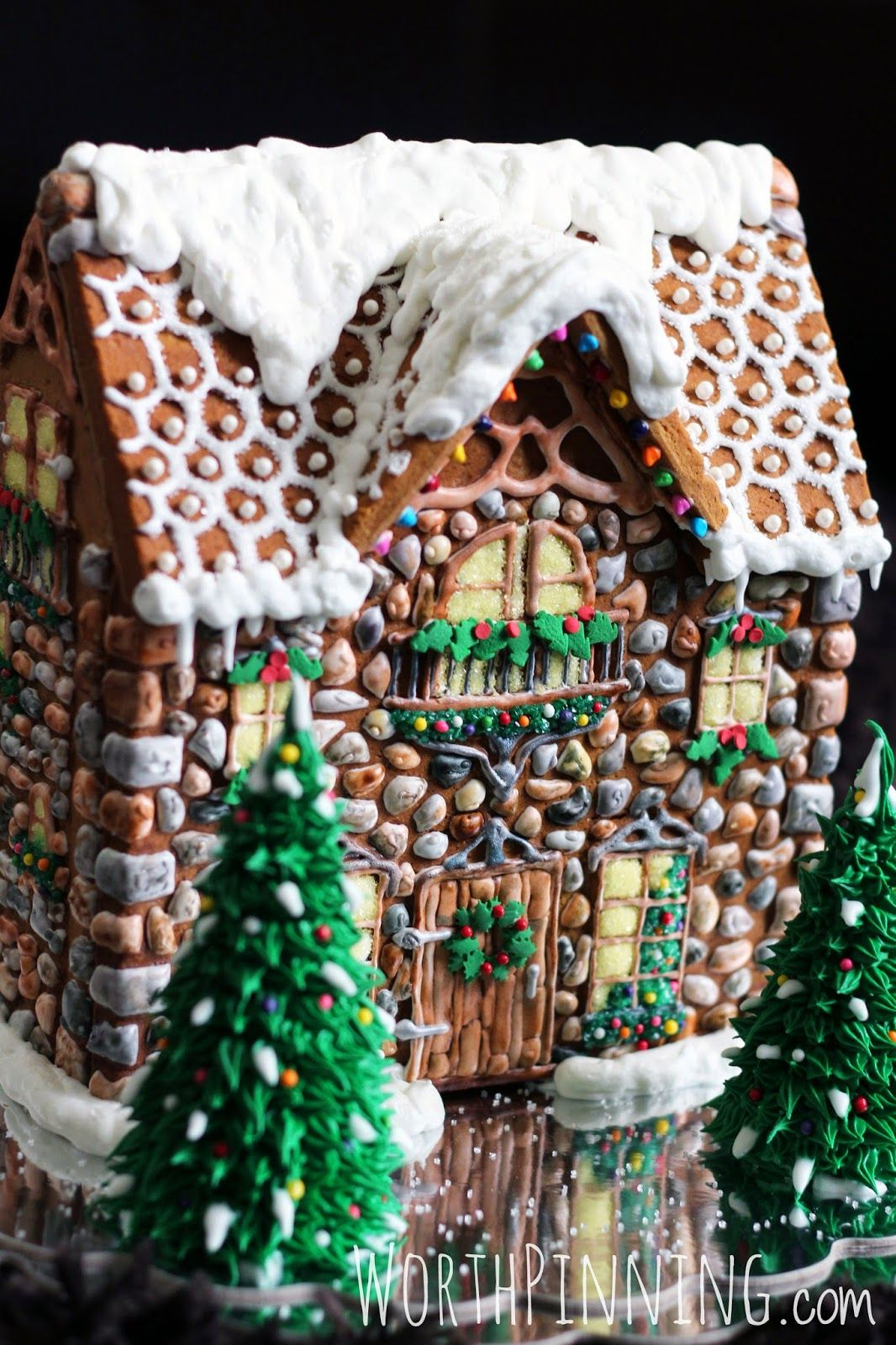 Christmas Gingerbread House Decorations.38 Best Gingerbread House Ideas And Pictures How To Make