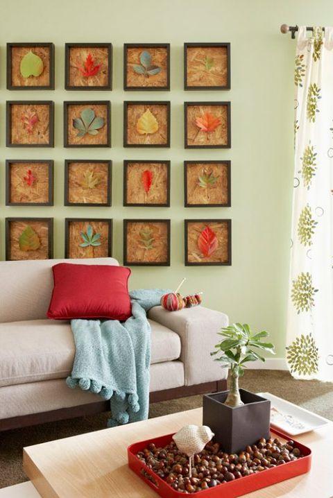 Fall Leaf Frames