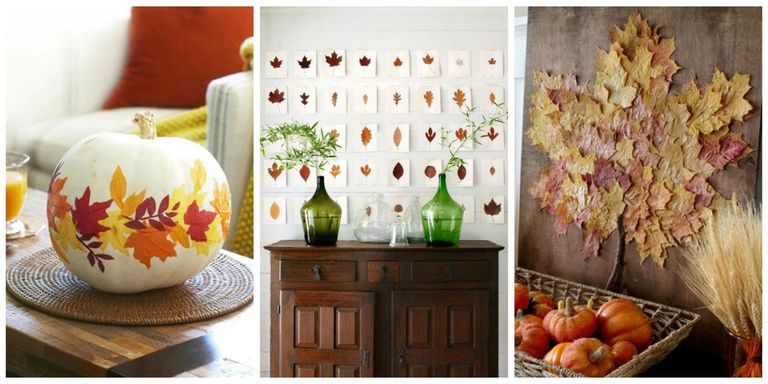 Youll Never Believe What You Can Make Using The Leaves Be Raking Up This Autumn Plus Get More Fun Fall Craft Ideas