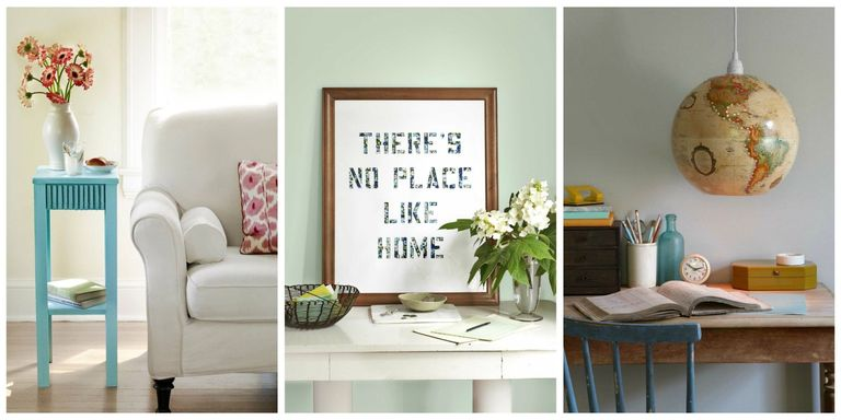 Give any room a fresh look with these simple decor crafts
