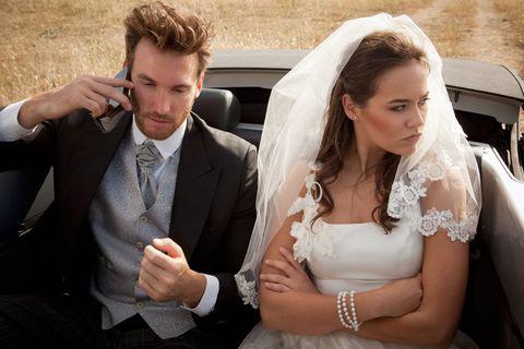Clothing, Bridal veil, Trousers, Bridal clothing, Coat, Hand, Photograph, Veil, Outerwear, Suit,
