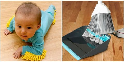 cleaning products for lazy people