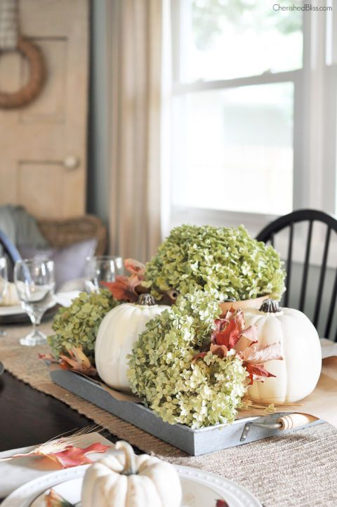 Iconic Fall Decor For Dinner Table Display