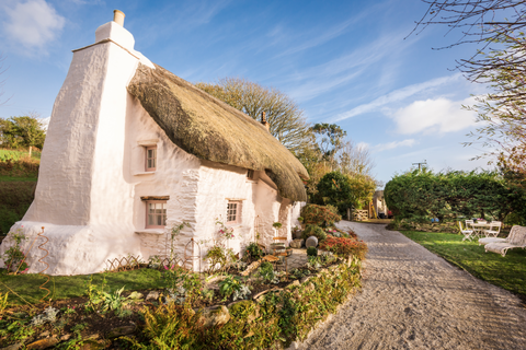 The Fable cottage near St Agnes, Cornwall, United Kingdom