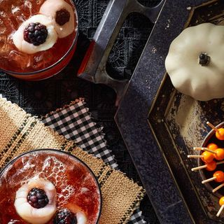 61 easy halloween cakes recipes and halloween cake decorating ideas 32 hauntingly delicious halloween cocktail recipes forumfinder Image collections