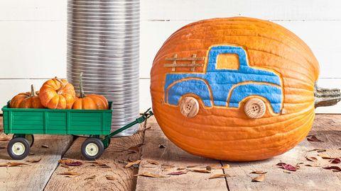 40 halloween pumpkin templates stencils country living