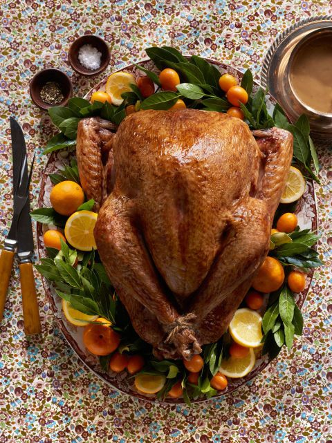 easiest salt and pepper turkey