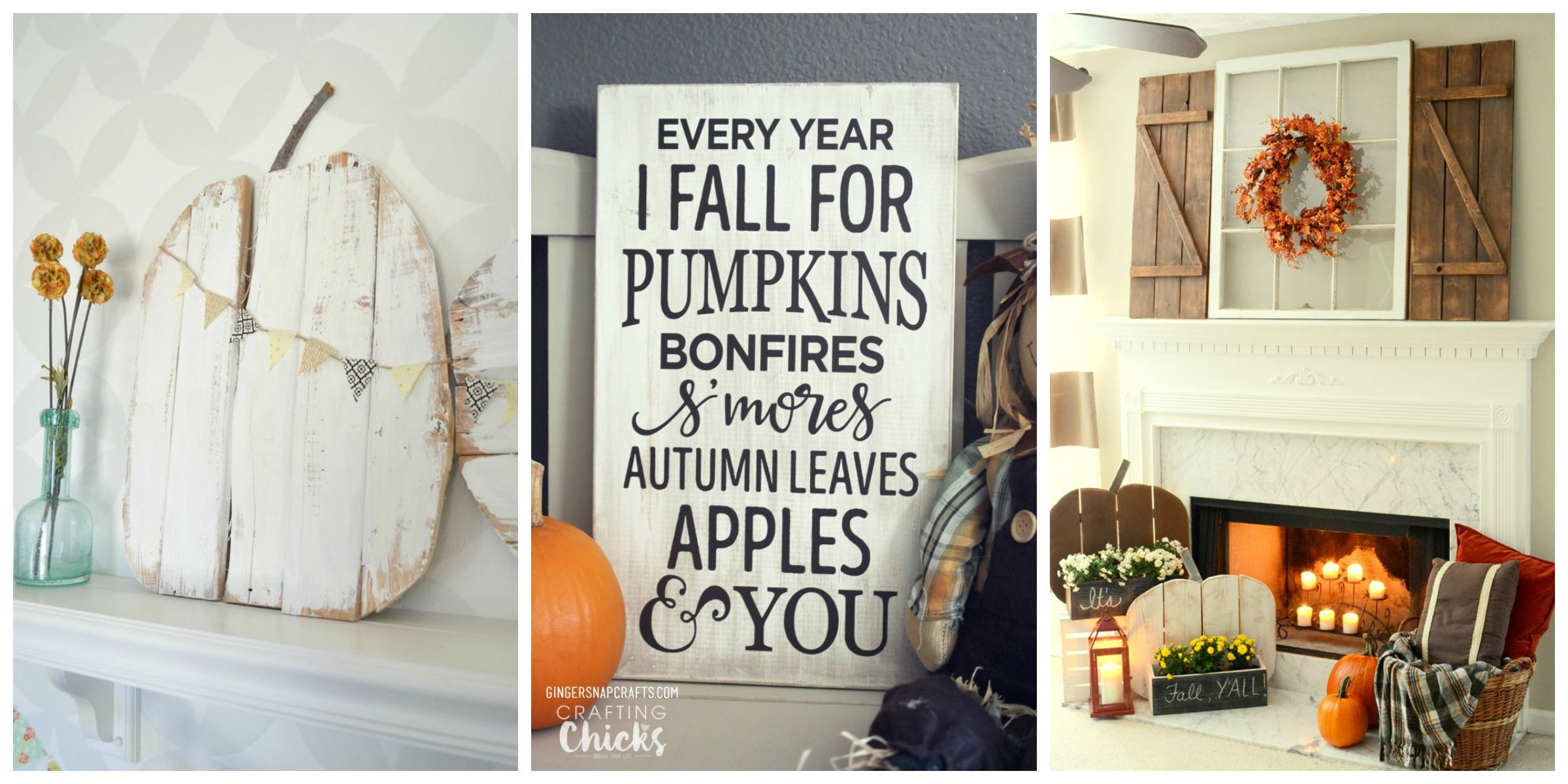 Fall Pallet Projects Crafts For Fall Using Wood Pallets