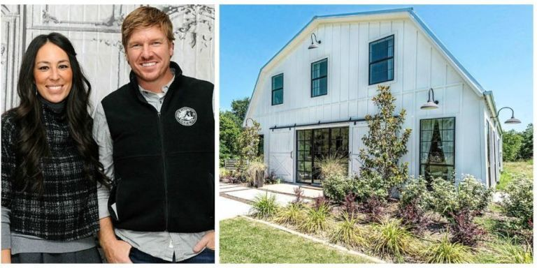 the 39 fixer upper 39 barndominium is now a rental property and neighbors are not happy. Black Bedroom Furniture Sets. Home Design Ideas