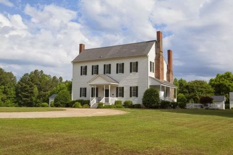 Oak Lawn Plantation for Sale - Historic Buildings for Sale