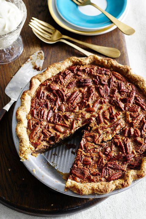 dark rum pecan pie recipe