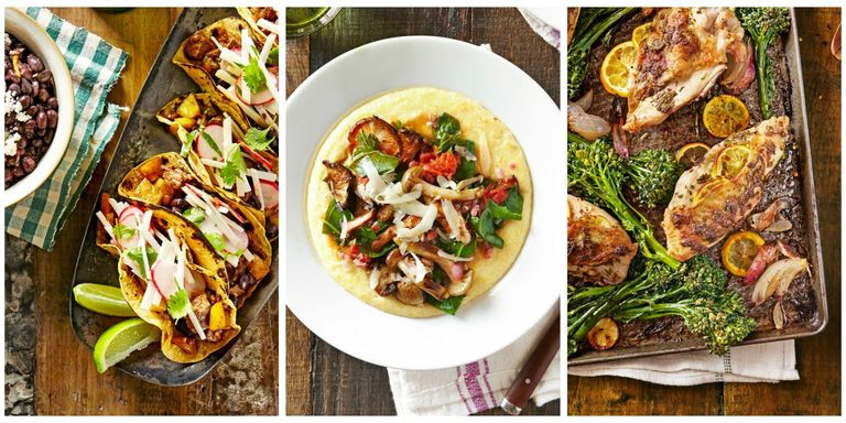 30 easy fall recipes best fall dinner ideas celebrate the best of the season pumpkin cabbage collards forumfinder Image collections
