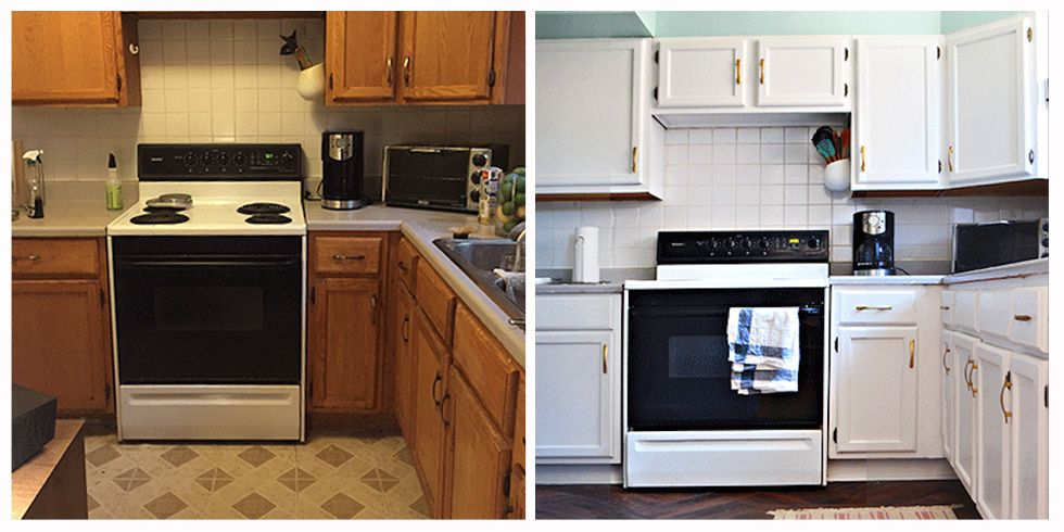 you won t believe that this kitchen renovation only costs 100