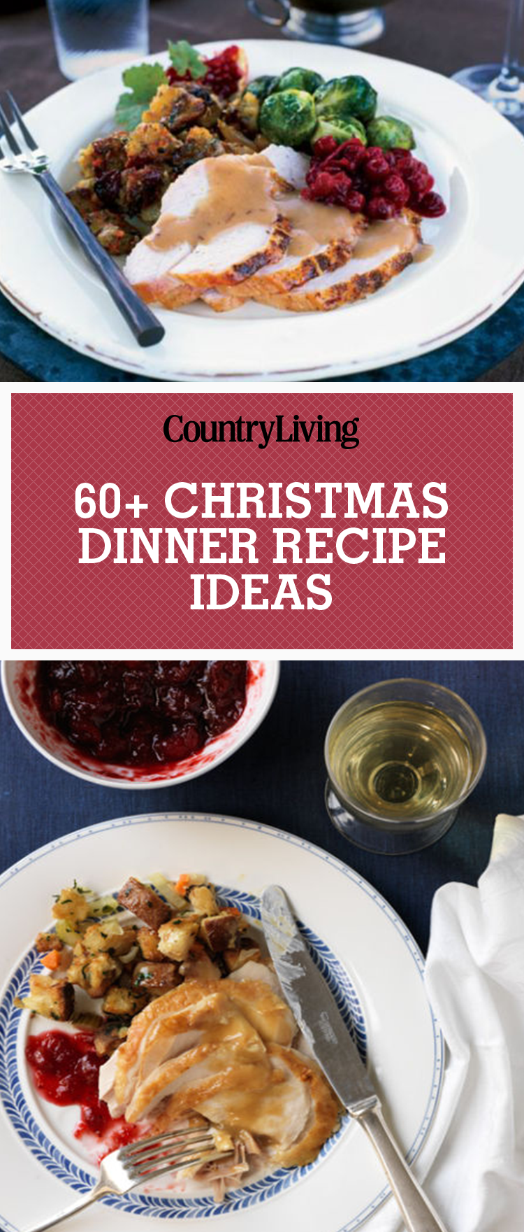 Christmas Party Appetizer Ideas Part - 37: Country Living Magazine