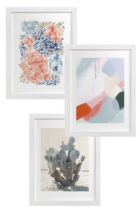 Paint, Art, Botany, Teal, Peach, Artwork, Art paint, Aqua, Visual arts, Creative arts,