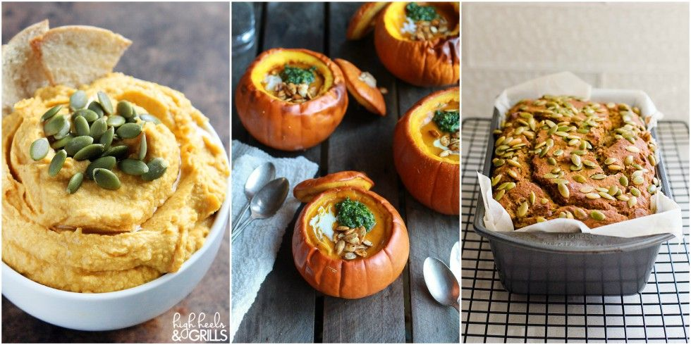 15 Delectable Ways to Use Pumpkin Seeds This Fall