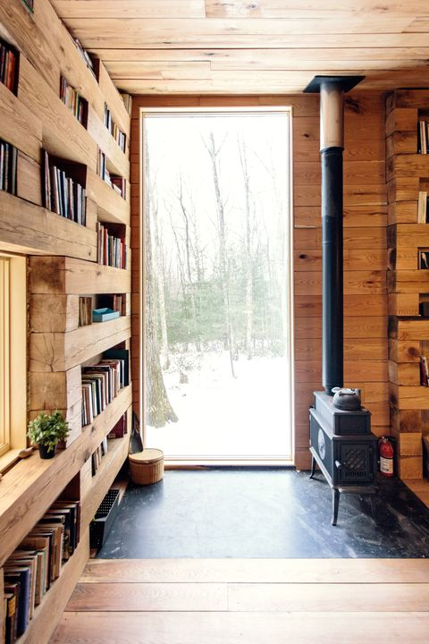 Tiny Library In the Woods - Studio Padron