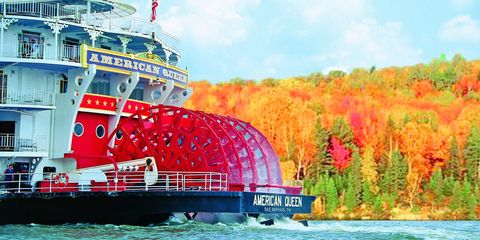 11 Best Fall Cruises Fall Foliage Cruise