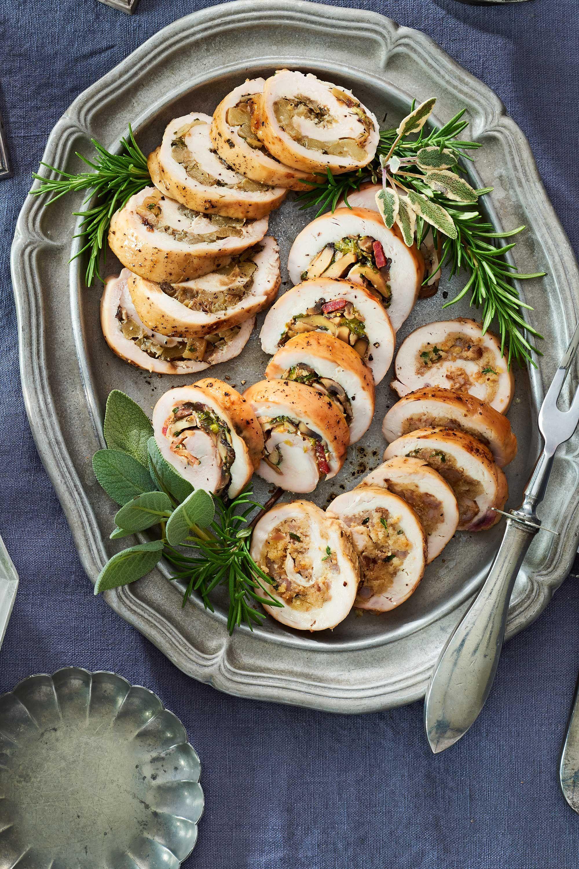 Best Turkey Roulade 3 Ways Recipe How To Make Turkey Roulade
