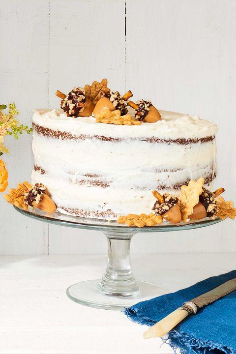 Spice Layer Cake Recipe