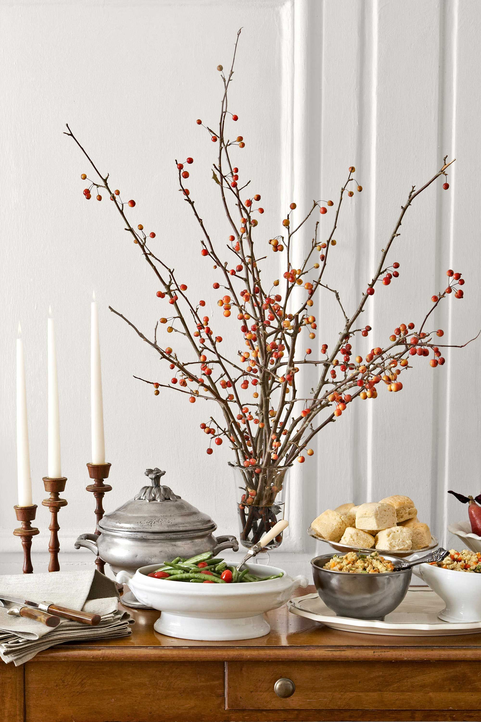 50 Easy DIY Thanksgiving Decorations - Best Ideas for Thanksgiving ...