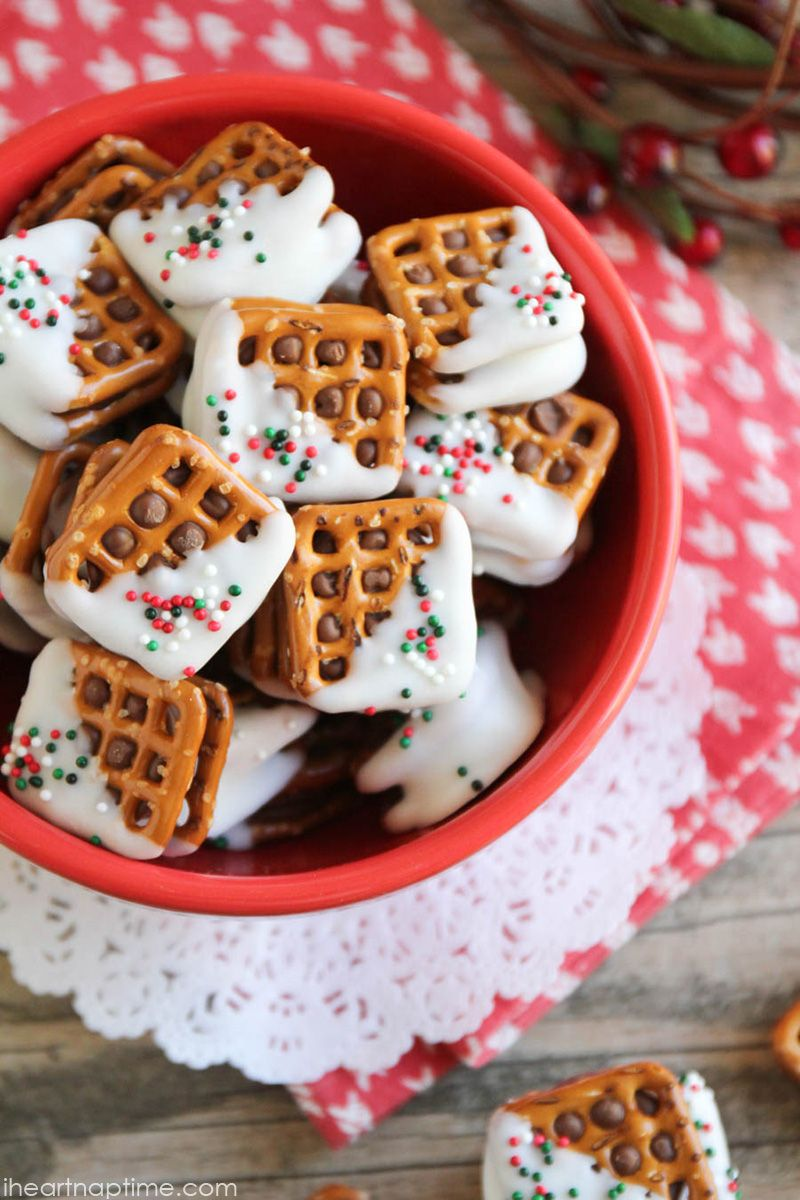 64 Easy Christmas Candy Recipes - Ideas for Homemade Christmas Candy