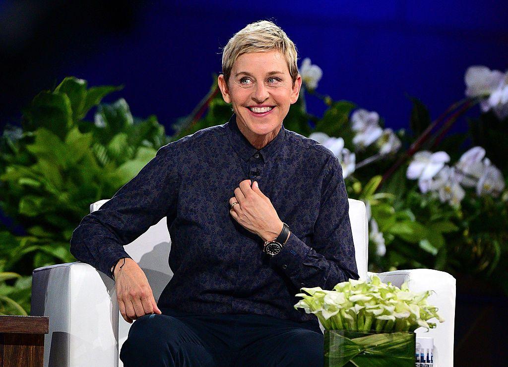 Ellen Degeneres Halloween Video - Ellen Sends Andy in Haunted House