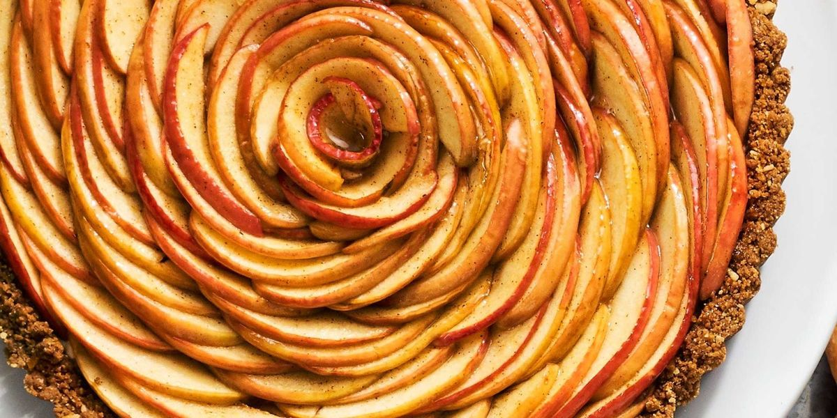 Best Apple Blossom Tart Recipe How To Make An Apple
