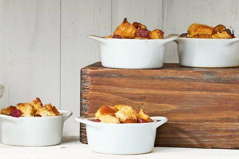 Old-Fashioned Brioche Bread Pudding Recipe