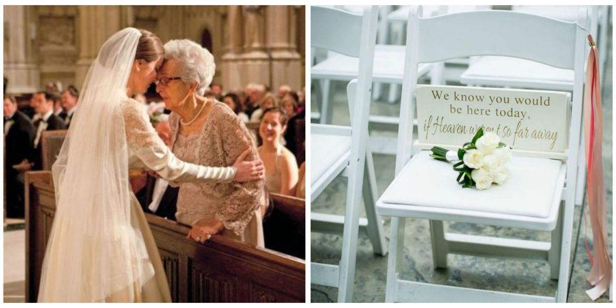 How To Honor Grandparents At Your Wedding Honoring