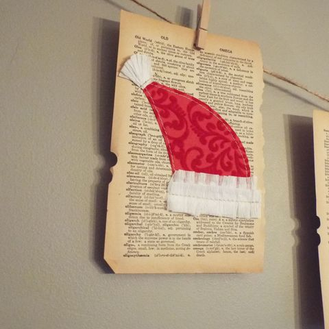 5 Fun Paper Sewing Crafts for Christmas - Christmas Sewing