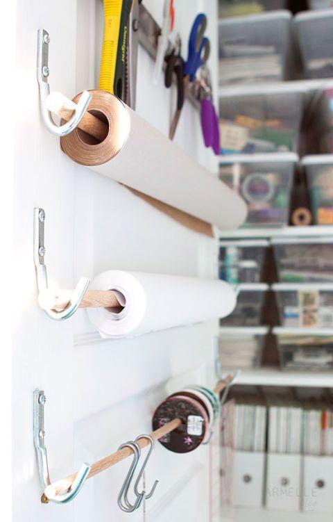 Shelf, Shelving, Metal, Collection, Silver,