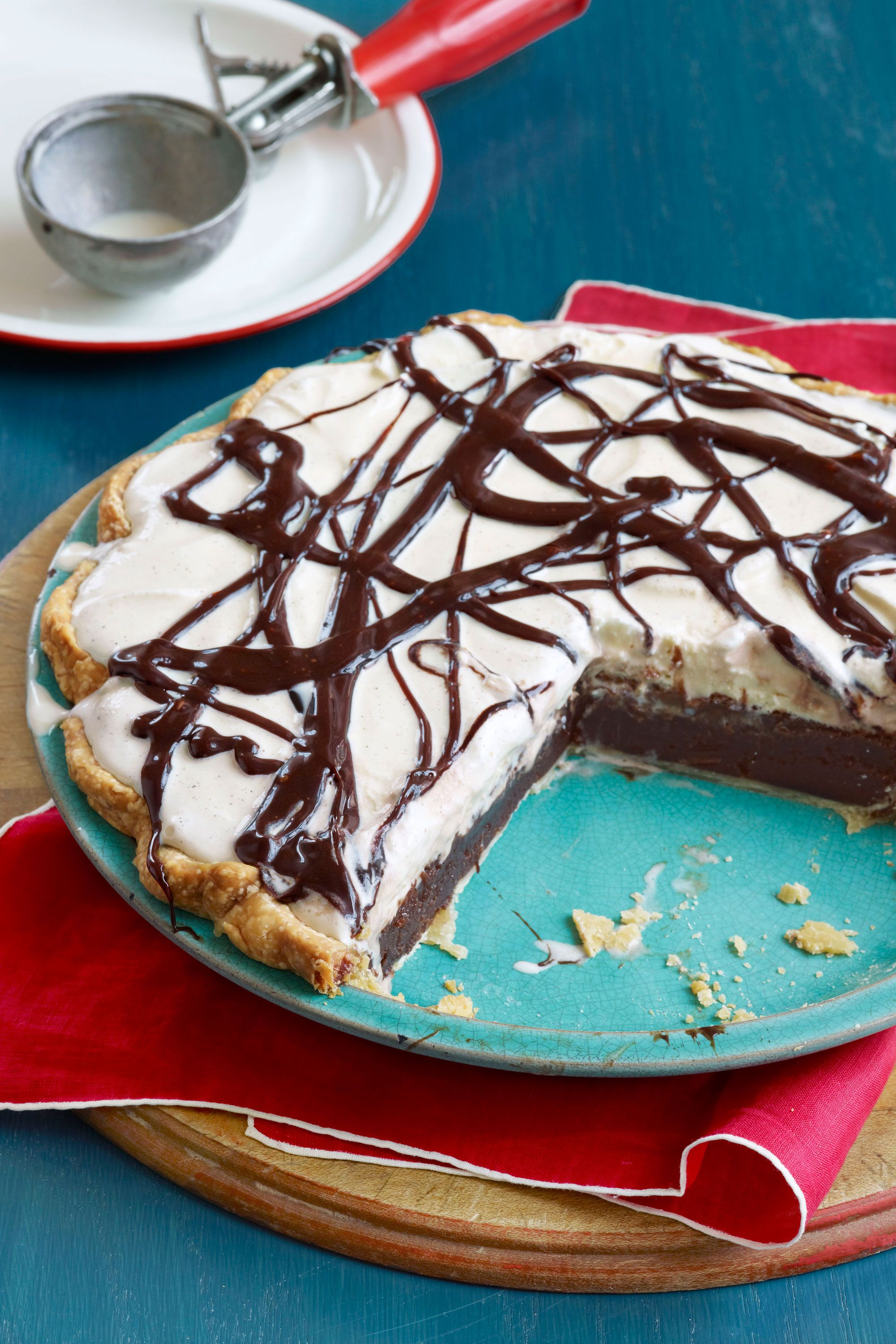 mississippi chocolate mud pie recipe