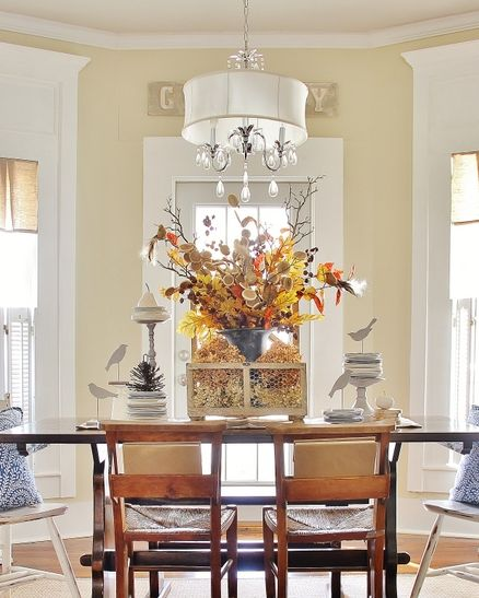 73 Diy Thanksgiving Centerpieces Easy Thanksgiving Table Decor