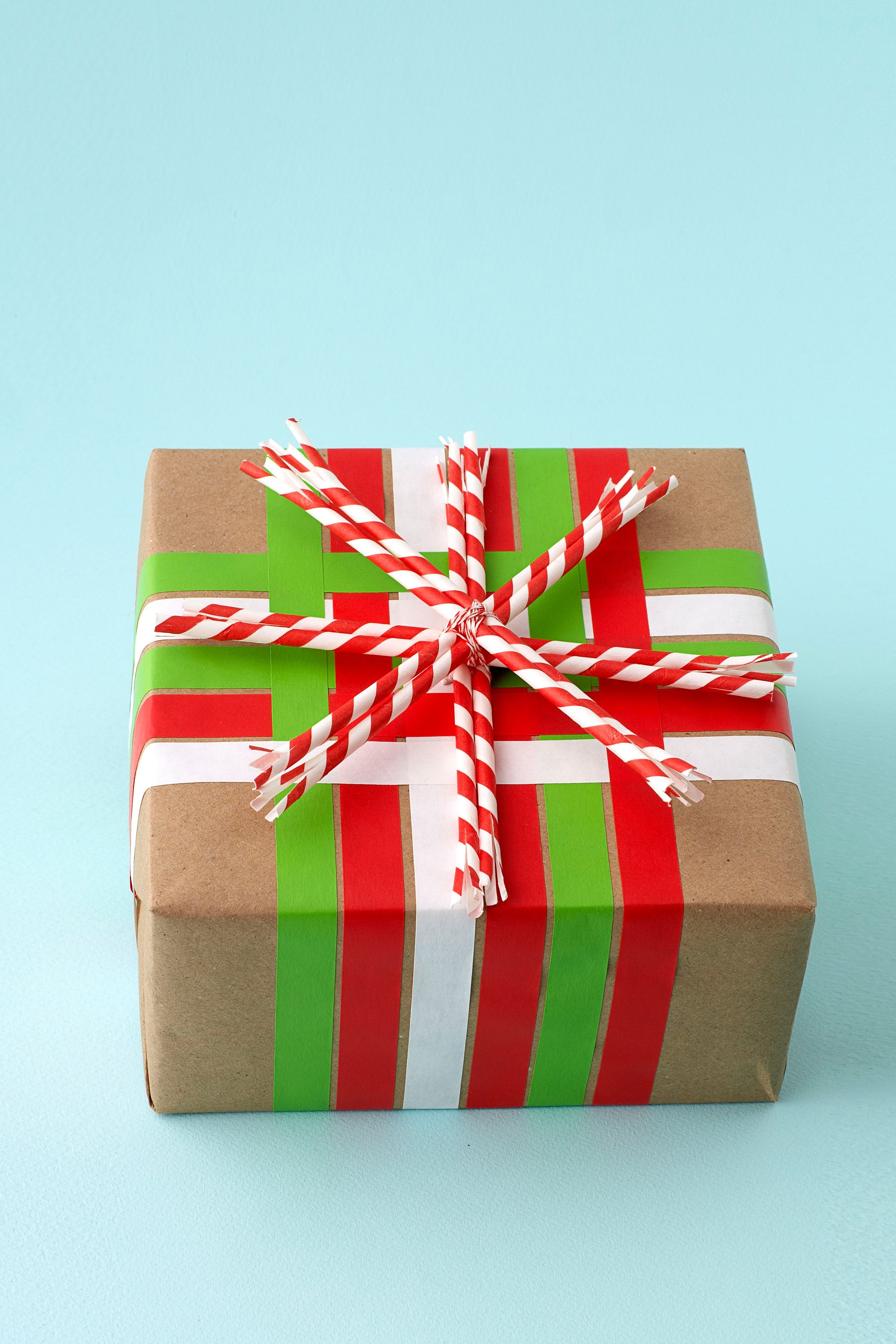 Superior Gift Wrap Ideas For Christmas Part - 12: Gift-wrapping Ideas Tape Art