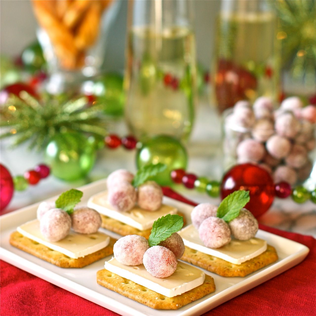 christmas party appetizers ideas