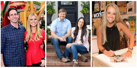 Ever Wonder How All Those Now Famous Realtors Designers And Renovators Found Themselves On Tv We Asked Some Of Hgtv S Gest Stars They Got Their