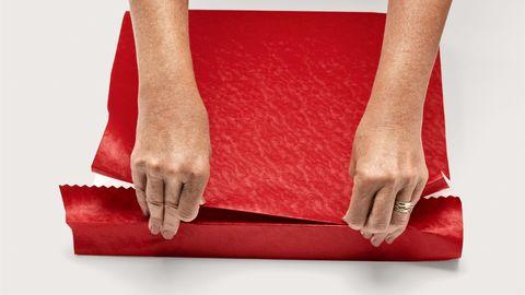 как отлично обернуть подарок