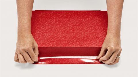как обернуть подарок