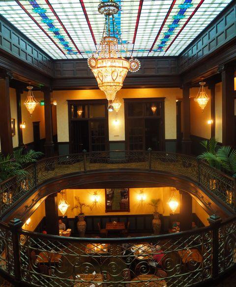 History Of Geiser Grand Hotel In Baker City Oregon Ghost Sightings At Geiser Grand