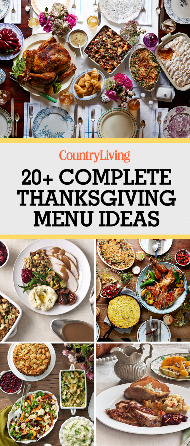 Save these Thanksgiving recipes by pinning this