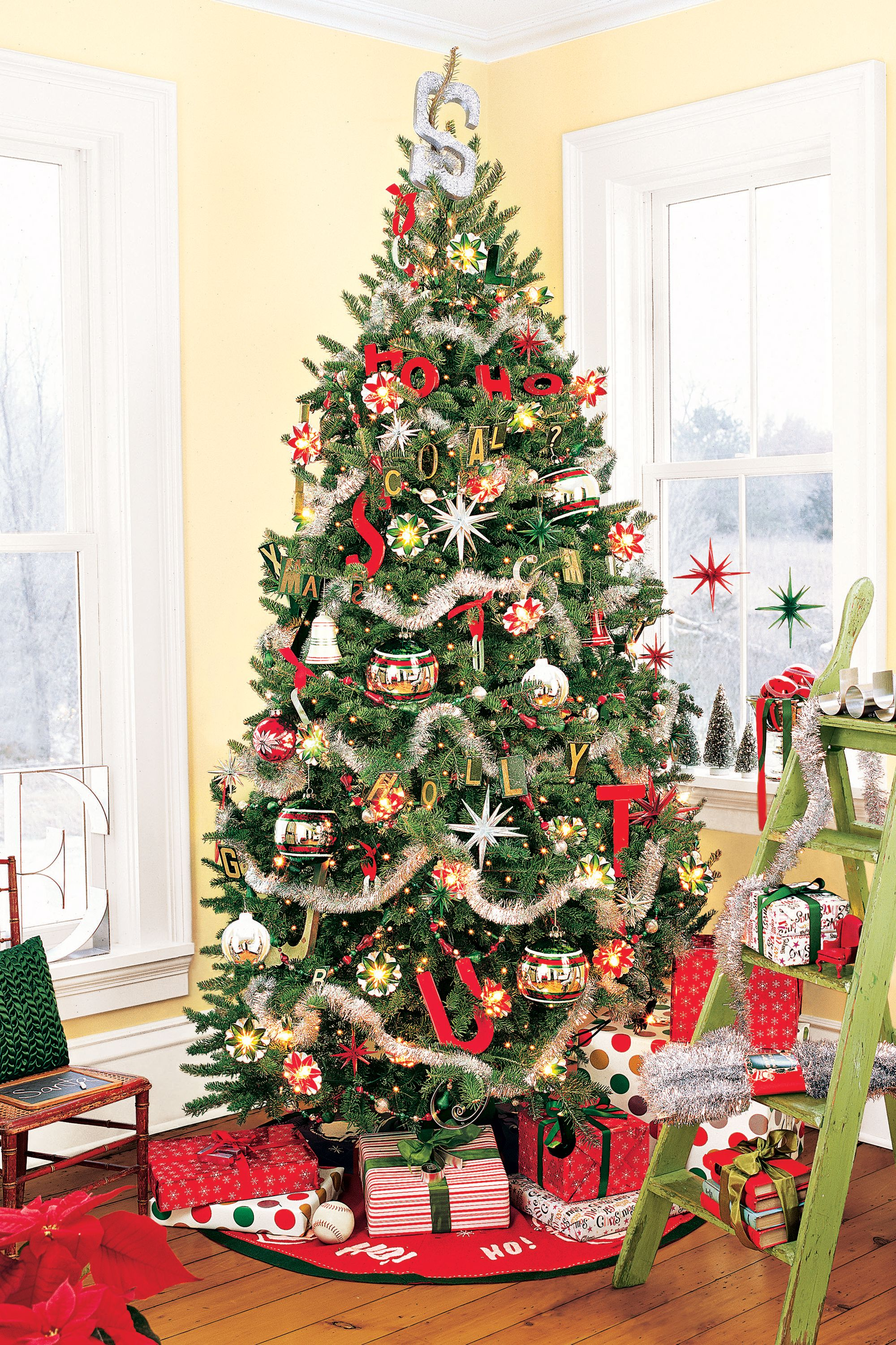 89 Best Christmas Tree Decorating Ideas 2019 , How to