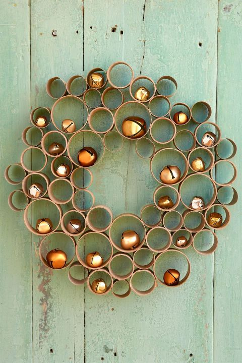 Circle, Metal, Copper, Brass,